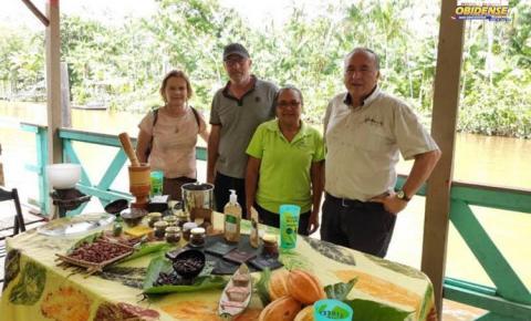Pará e França fortalecem parceria para produção e comercialização de cacau e chocolate | Portal Obidense