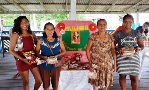 Na comunidade Maria Tereza, mulheres são homenageadas | Portal Obidense