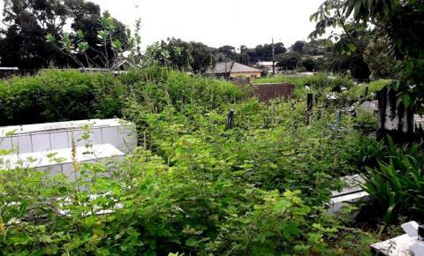 Cemitério São João Batista em Óbidos abandonado | Portal Obidense