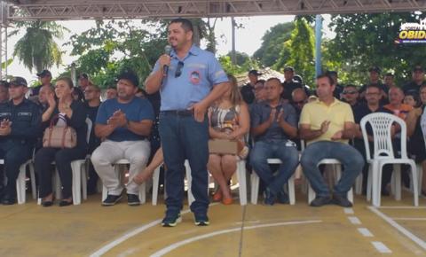 Em Oriximiná, Escola Iracema Givone receberá implantação do colégio militar | Portal Obidense