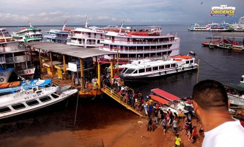 No Amazonas governador fecha as estradas de rios | Portal Obidense
