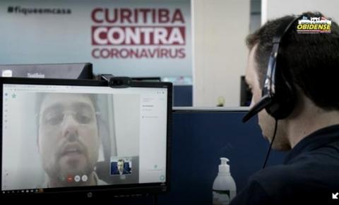 Curitiba é a primeira cidade a disponibilizar telemedicina | Portal Obidense