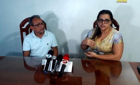 Prefeito e secretária de saúde de Óbidos falam sobre ações de combate ao CoronaVirus | Portal Obidense