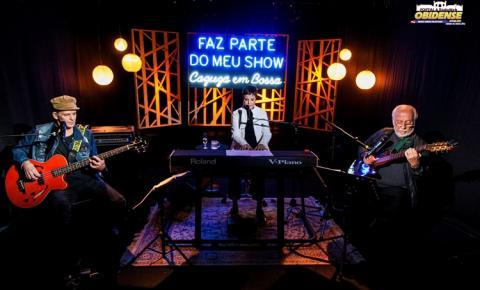 Faz Parte do Meu Show: Cazuza ganha projeto inédito de Bossa Nova | Portal Obidense