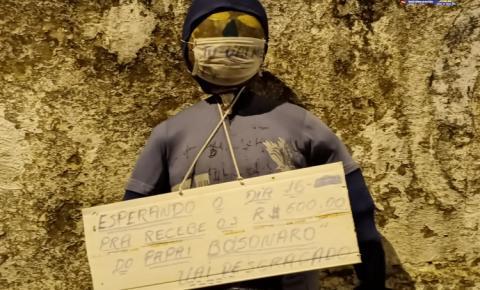 Em Óbidos a tradição de malhação de Judas foi lembrada | Portal Obidense