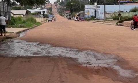 Retirada de vazamento irá interromper abastecimento de água em três bairros de Óbidos | Portal Obidense