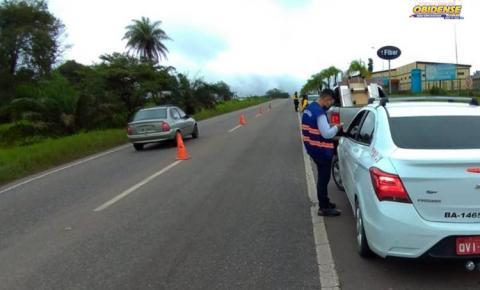 Saída para viagens intermunicipais estão proibidas no feriado de Tiradentes | Portal Obidense