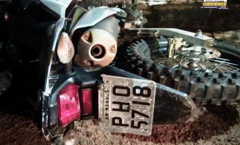 Polícia recupera veículo roubado em Óbidos, com placa do Amazonas | Portal Obidense