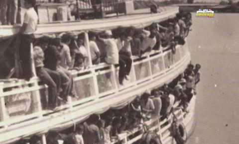Livro vai lembrar os 40 anos dos naufrágios dos navios Sobral Santos e Novo Amapá | Portal Obidense