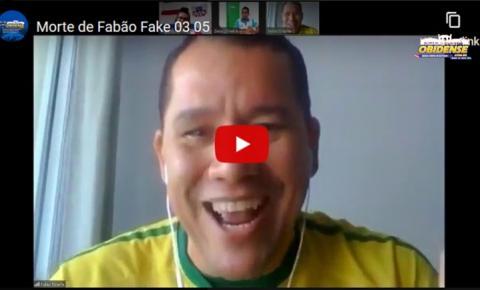 Obidense Fabio Ricart, fala sobre seu sentimento depois de post nas redes sociais que o mesmo havia morrido | Portal Obidense
