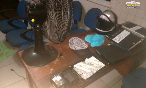 Operação policial em Óbidos resulta em 2 presos, 1 detido, vários objetos recuperados | Portal Obidense