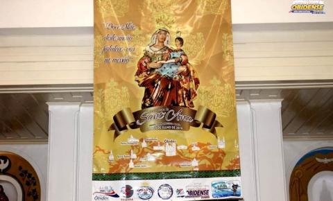Coordenação da Festividade de Sant`Ana lança dia 07 de junho o Cartaz da Festividade | Portal Obidense