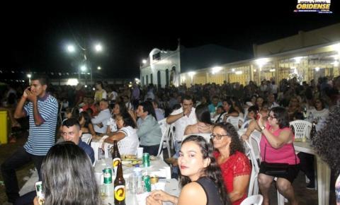 Programa de domingo (07), participação do Bispo de Óbidos, Pároco, Vigário e coordenadores da festividade | Portal Obidense