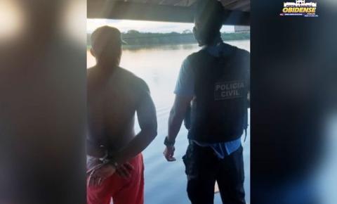 Polícia Civil de Oriximiná prende homem por tentativa de homicídio na comunidade do Lero   Portal Obidense