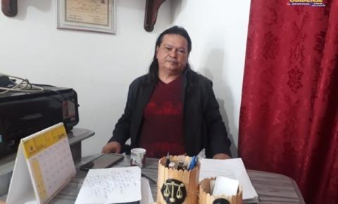 Advogado Eduardo Dias fala sobre ajuda emergencial para artista de Óbidos | Portal Obidense