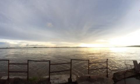 Dados do Nível do Rio Amazonas em Óbidos | Portal Obidense