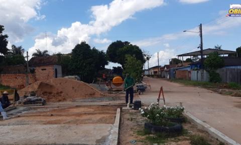 Prefeitura de Óbidos inicia trabalhos de tapa buraco | Portal Obidense