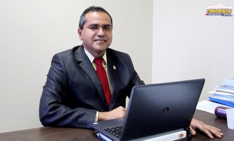 Dr. Daniel Vasconcelos toma posse como vereador em Manaus. Esta é a segunda vez que o obidense atuará na CMM | Portal Obidense