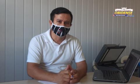 Sindicato dos Servidores Públicos segue campanha de coleta de material de limpeza | Portal Obidense