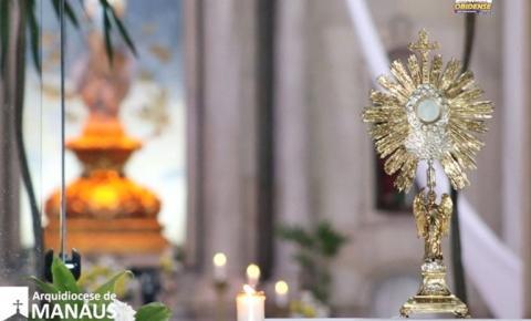 O retorno das missas em Manaus será com cautela | Portal Obidense