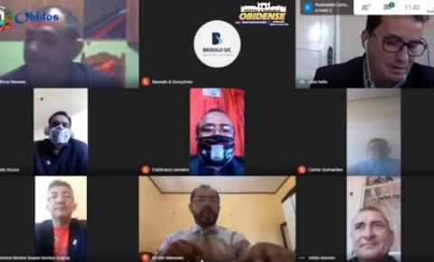Câmara Municipal de Óbidos realiza Sessão Virtual | Portal Obidense