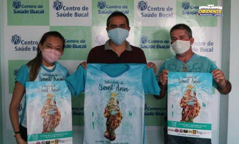 Devotos da Senhora Sant´Ana podem receber cartaz da padroeira em Manaus por agendamento | Portal Obidense