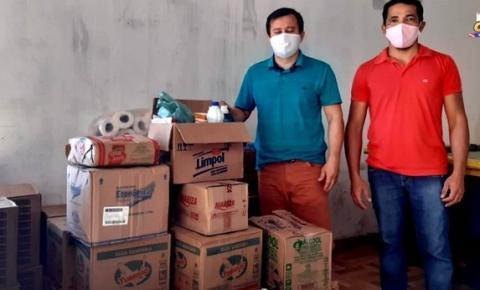 Campanha de arrecadação de materiais de limpeza irá beneficiar hospitais de Óbidos | Portal Obidense