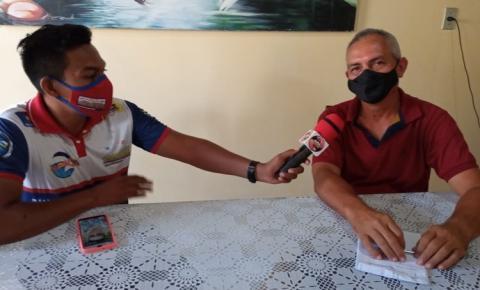 Ex-prefeito Jaime Silva lança seu desejo de pré-candidatura à prefeito de Óbidos | Portal Obidense