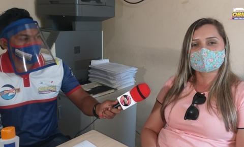 Chega em Óbidos, Investigadora de polícia civil, Renata Fonseca | Portal Obidense