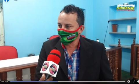 Vereador Rylder Afonso pede Abono para profissionais da Saúde, em Óbidos | Portal Obidense