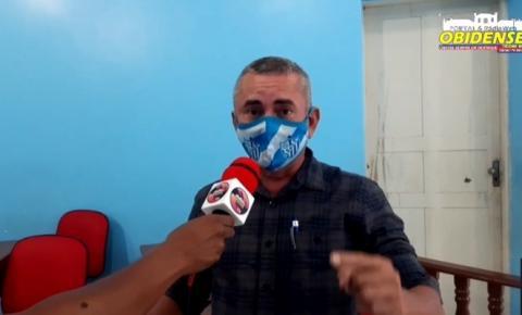 Pedido singular - Vereadores repudiam requerimento feito por Valdo Amorim em sessão virtual da Câmara de Óbidos | Portal Obidense