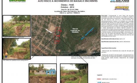 Área do antigo matadouro, destinada a familias em situação de alto risco é tema de discussão na CMO | Portal Obidense