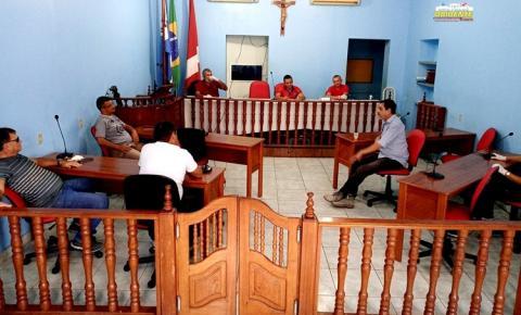 Sessões presenciais na Câmara Municipal de Óbidos poderão voltar na próxima semana | Portal Obidense