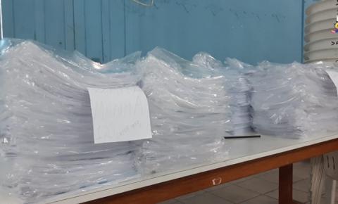 Escola São Francisco divulga cronograma de entrega do material dos alunos | Portal Obidense