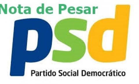 PSD Presta solidariedade ao Vereador Prof. Dinanci e a sua família