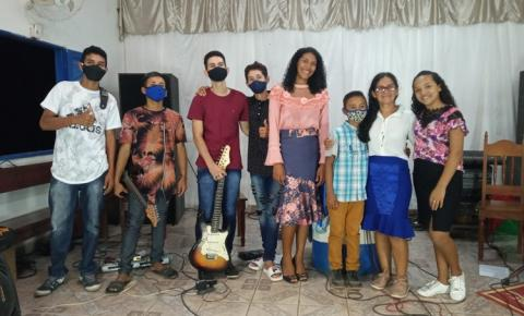 Igreja da comunidade do Curumu realiza live | Portal Obidense