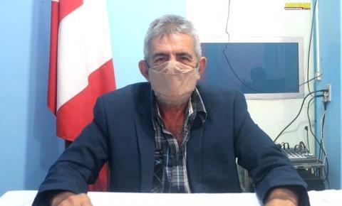 Requerimento verbal do vereador Chico Barbado pede retirada de mangueiras | Portal Obidense
