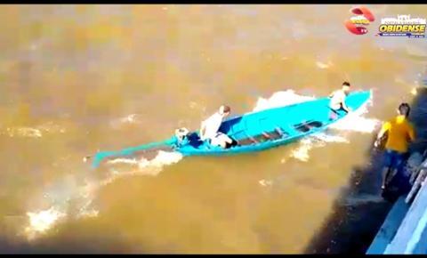 Criança de 13 anos desaparece no rio Amazonas em frente a cidade de Óbidos – PA | Portal Obidense
