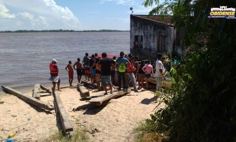 Corpo da criança que desapareceu no Rio Amazonas foi encontrado | Portal Obidense