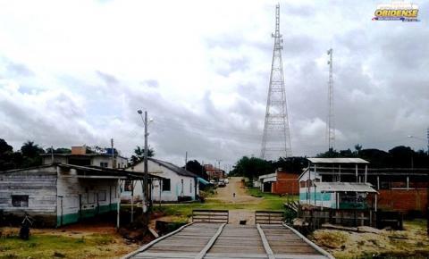 Presidente da CMO pede asfalto para o Distrito do Flexal | Portal Obidense