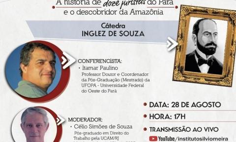 Projeto do Instituto Silvio Meira, discutirá Inglês de Souza | Portal Obidense