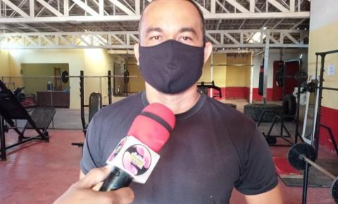 Volta das atividades físicas nas academias de musculação, em Óbidos | Portal Obidense