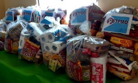Sindicato dos Servidores Públicos promove 4° sorteio de cestas básicas   Portal Obidense