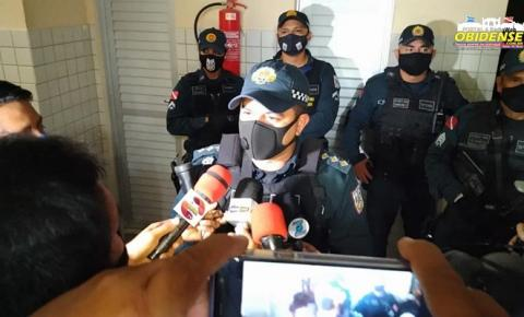 Acusado de feminicídio é preso em Óbidos e conduzido à Oriximiná | Portal Obidense