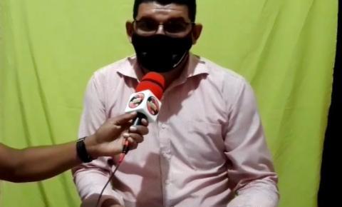 Suposto atentado à candidato Jaime Silva, MDB, atinge correligionário | Portal Obidense