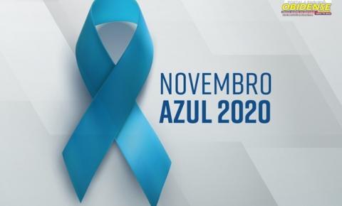 Novembro Azul: alerta sobre a importância da conscientização do câncer de próstata | Portal Obidense