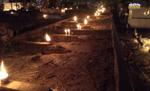 Cemitério São João Batista e as vítimas do Sobral Santos | Portal Obidense
