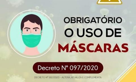 Prefeitura de Oriximiná atualiza novo decreto municipal n° 097/2020 | Portal Obidense