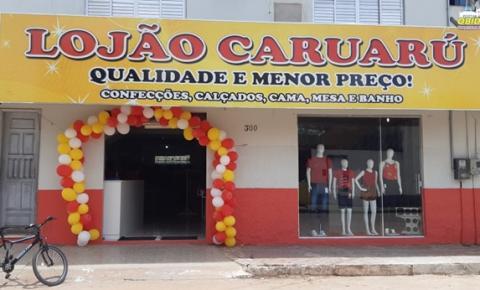 Lojão Caruaru inaugura nova loja e atende em dois endereços | Portal Obidense