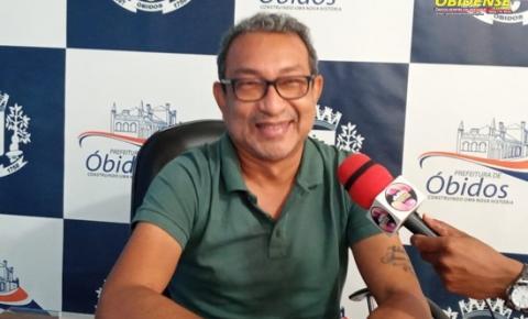 Chico Alfaia, PL, fala pela primeira vez pós eleições | Portal Obidense